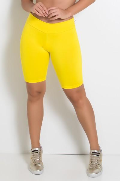 Bermuda Ciclista Suplex (Amarelo) | Ref: F1338-002
