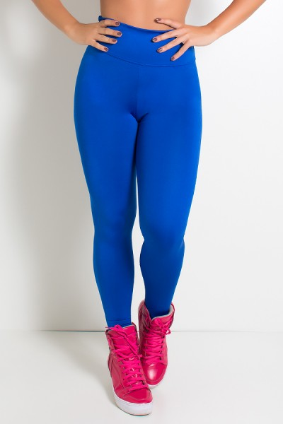 Legging Lisa Suplex Azul Royal | Ref: KS-F23-006
