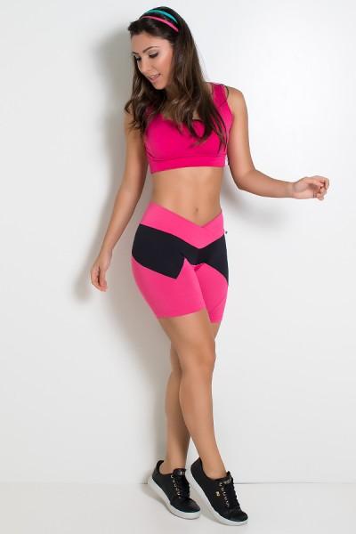 Top Fiorela Liso (Rosa Pink) | Ref: KS-F659-005