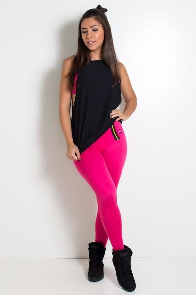 Calça Mila (Rosa Pink) | Ref: KS-F222-005