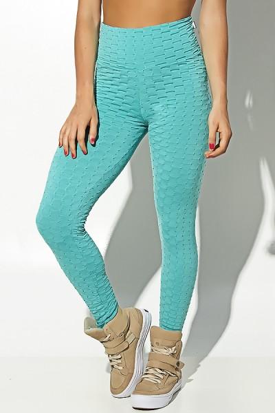 Calça Legging Bolha Invertida