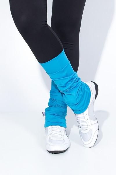 Polaina Fitness Lisa (O Par) (Azul Celeste) | Ref: KS-F182-001