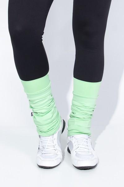 Polaina Fitness Lisa (O Par) (Verde Claro) | Ref: KS-F182-005
