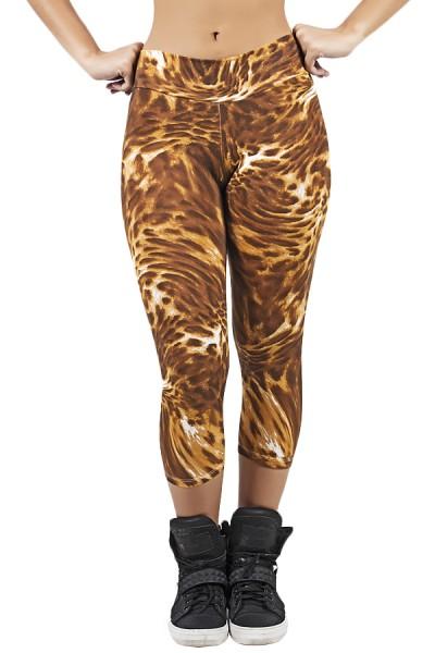 Corsário Estampada (Tigre Caramelo)