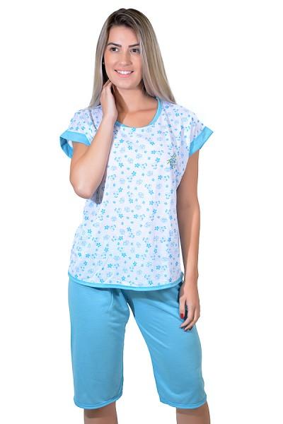 Pijama Pescador 032 (Azul)