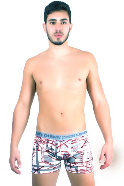 Cueca Boxer Louday Adulto