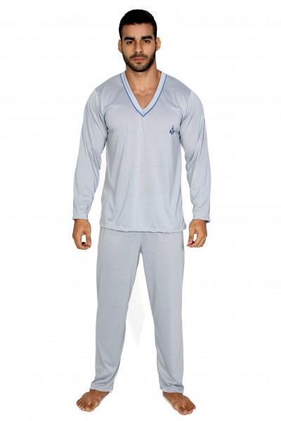 Pijama MAS. Longo 080