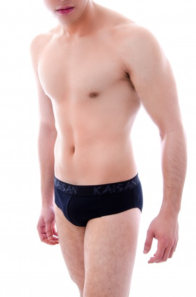 Cueca Slip Adulto Cotton Exposto 620