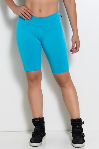 Bermuda Ciclista Suplex (Azul Celeste) | Ref: KS-F1338-007