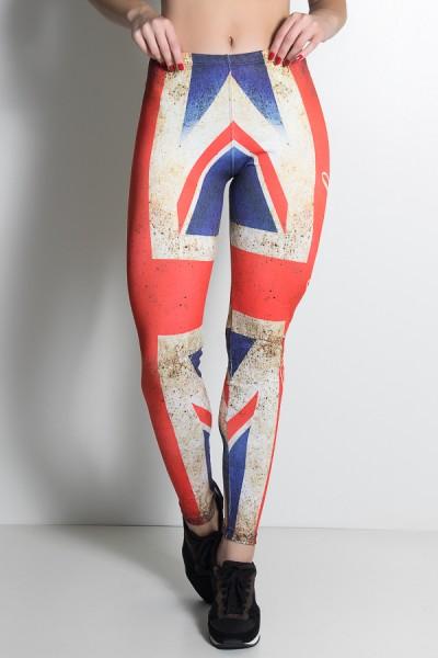 Legging England Sublimada | Ref: KS-F1828-001