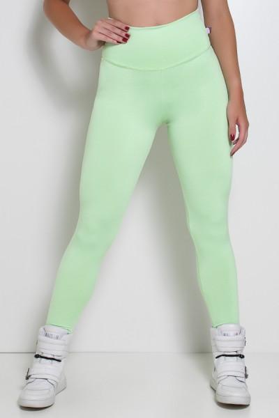 Legging Lisa Suplex Verde Claro | Ref: KS-F23-015