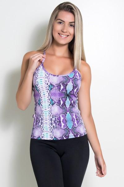 Camiseta Estampada Lara | Ref: KS-F239