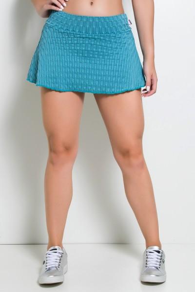 Short Saia Isabelle Tecido Bolha | Ref: F265