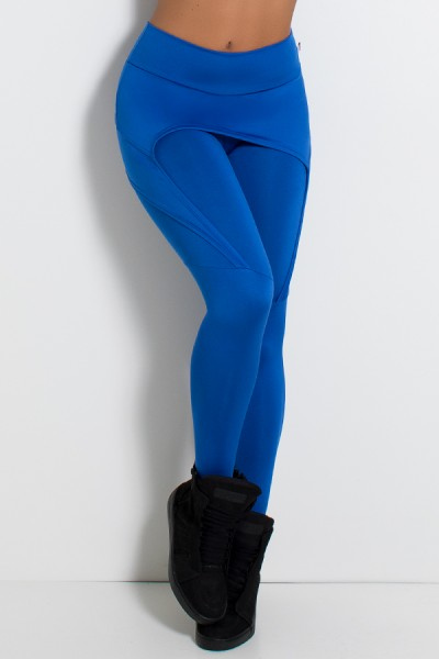 Calça Aranha Suplex (Azul Royal) | Ref: KS-F324-004