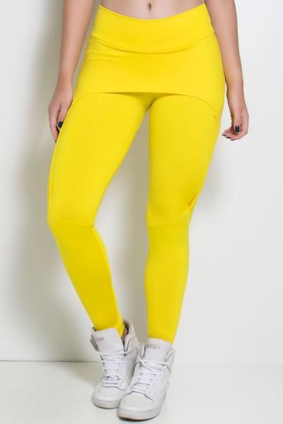 Calça Aranha Suplex (Amarelo) | Ref.: KS-F324-005