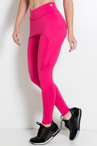 Calça Aranha Suplex (Rosa Pink) | Ref.: KS-F324-007
