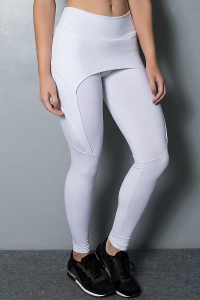 Calça Aranha Suplex (Branco) | Ref.: KS-F324-008