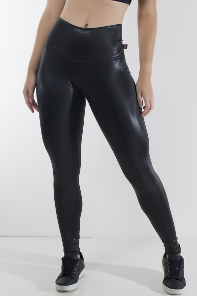 Calça Ivy Tecido Cirrê (Preto)   Ref: KS-F617-001
