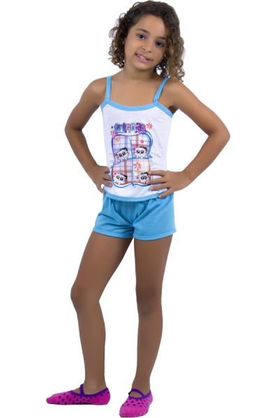Babydoll Infantil 035 | Ref: P47