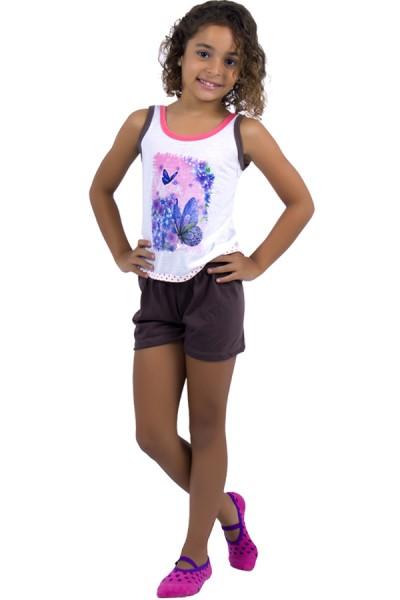 Babydoll Infantil 234 | Ref: P45