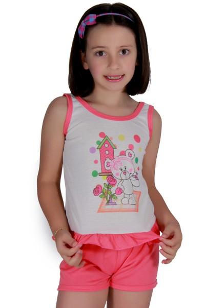 Babydoll Infantil 059