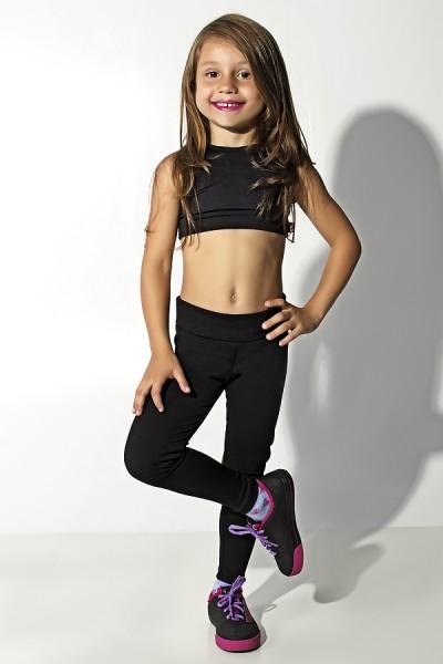 Calça Legging Infantil | Ref: F104