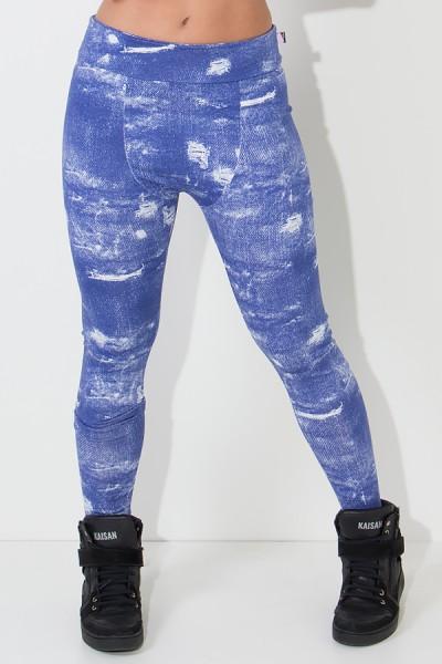 Calça Saruel Jeans Suplex | Ref: KS-F1911