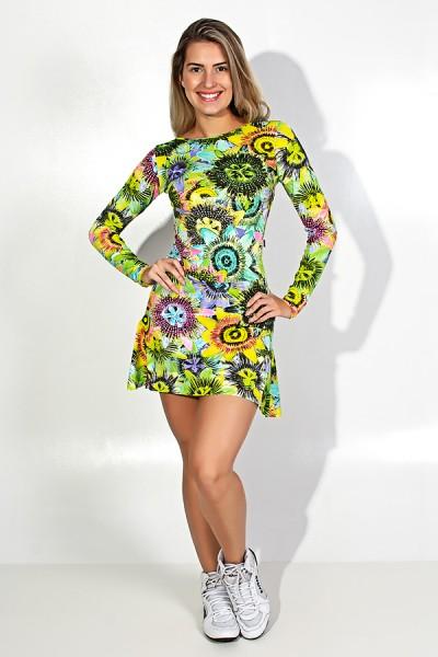 Vestido Laura Estampado | Ref: R78