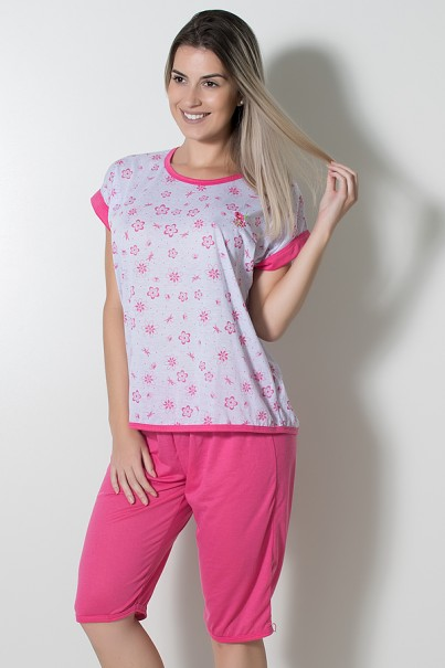 CEZ-PA032-008_Pijama_Pescador_032_Pink_-_Flores_CEZ-PA032-008