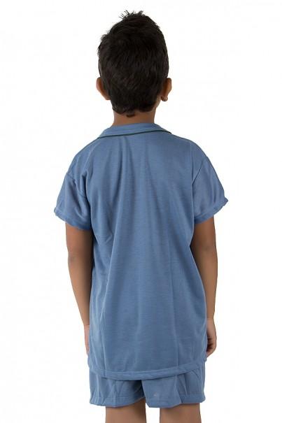 CEZ-PA037-005_Pijama_infantil_mas._Curto_037_Azul_Acinzentado_CEZ-PA037-005