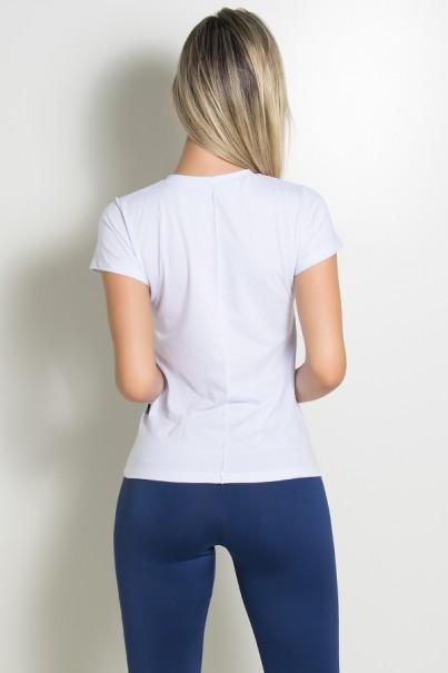KS-F1034-001_Camiseta_de_Malha_com_Ponto_de_Cobertura_Branco__Ref:_KS-F1034-001