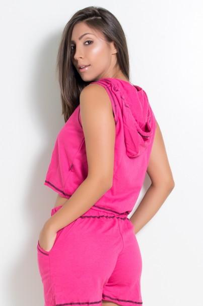 KS-F1831-001_Blusa_de_Moletim_com_Capuz_e_Cadarco_Rosa_Pink__Ref:_KS-F1831-001