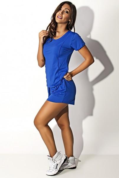 KS-F861-002_Conjunto_Camisa__Short_de_Microlight_Azul_Royal__Ref:_KS-F861-002
