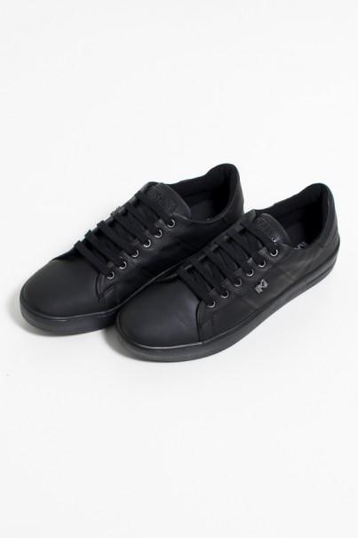 KS-T42-006_Tenis_Mini_Sneaker_com_Cadarco_Preto__Ref:_KS-T42-006