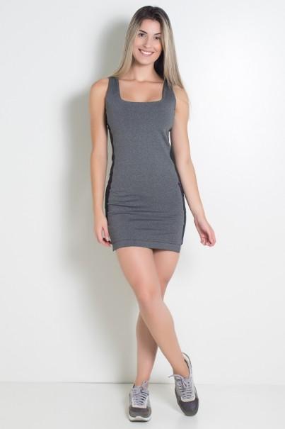 KS-F451-001_Vestido_Fitness_Anita_Mescla_com_Detalhe_Liso__Short__Ref:_KS-F451-001