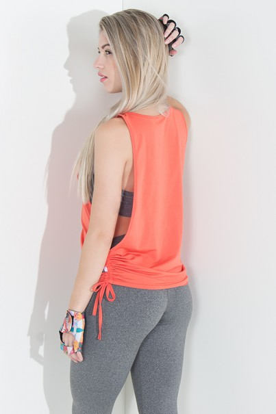 KS-F936-001_Camiseta_Dry_Fit_com_Regulagem_Lateral_Laranja__Ref:_KS-F936-001