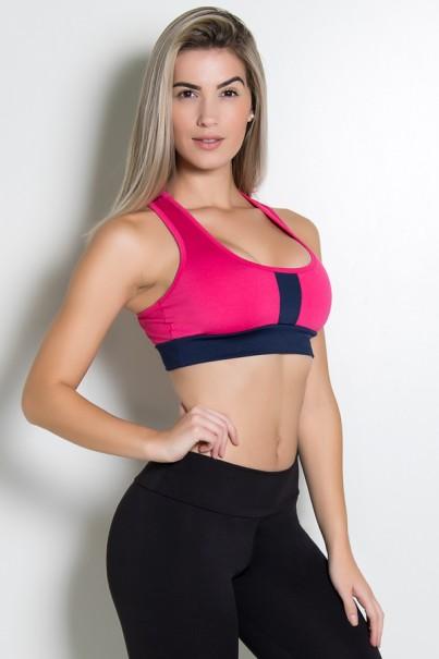 KS-F490-005_Top_2_Cores_Rosa_Pink__Azul_Marinho__Ref:_KS-F490-005
