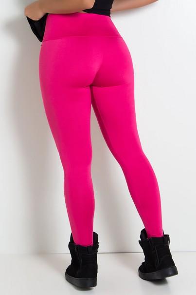 Calça Mila (Rosa Pink)   Ref: KS-F222-005