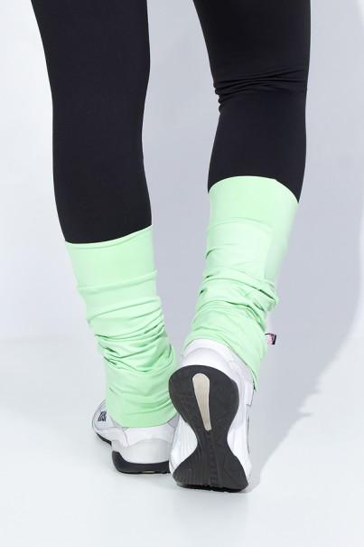 Polaina Fitness Lisa (O Par) (Verde Claro)   Ref: KS-F182-005