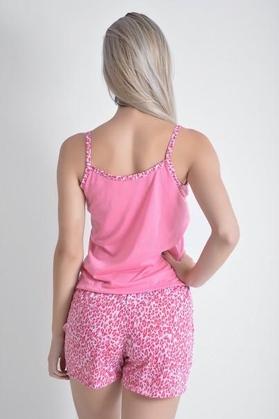 Babydoll Feminino 257 (Rosa)