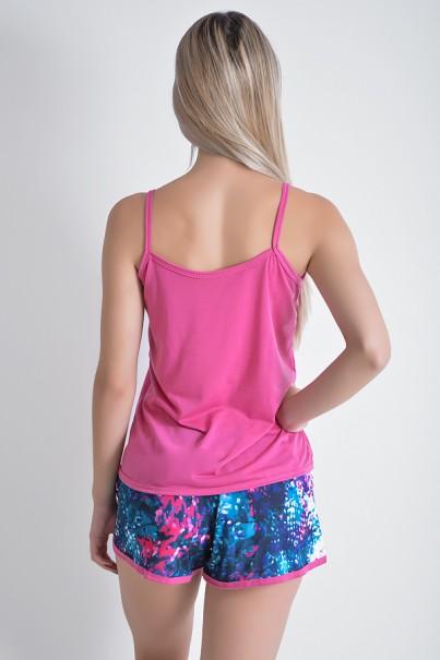 Babydoll Feminino 067 (Pink)