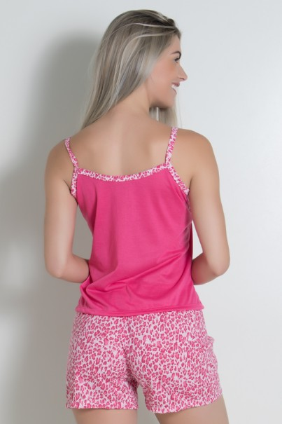 Babydoll Feminino 257 (Pink) | Ref: CEZ-BM01-001