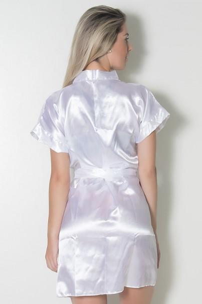 Robe 017 (Branco) | Ref: CEZ-PA017-004