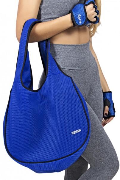 Bolsa Fitness Azul Royal   Ref: KS-F781-002