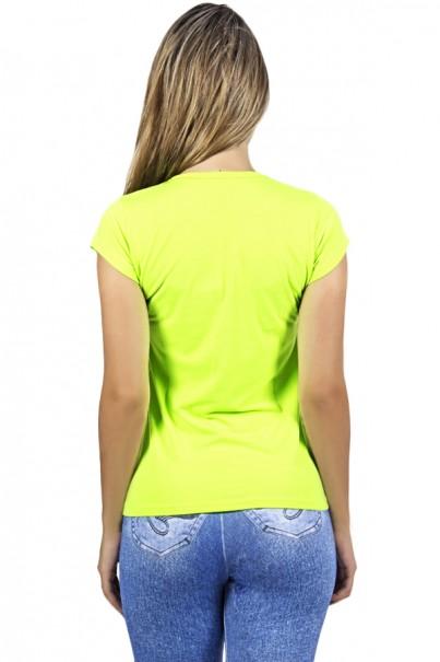 Camiseta Flúor Sublimada A601