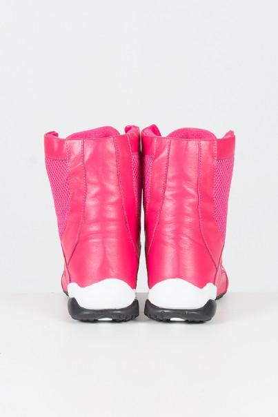 Bota Fitness Cano Alto (Rosa Pink) | Ref: T27