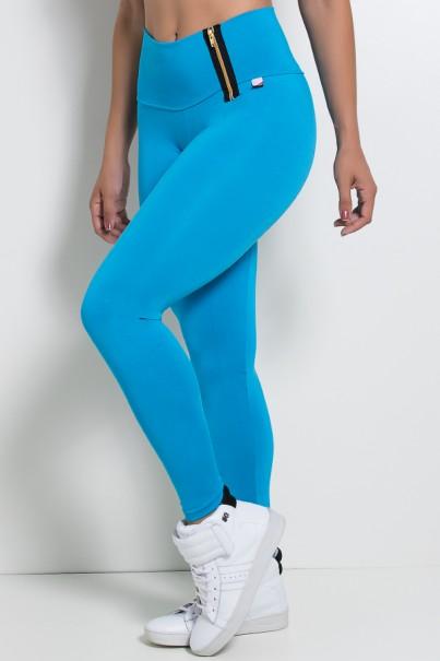 Calça Mila (Azul Celeste) | Ref: KS-F222-003