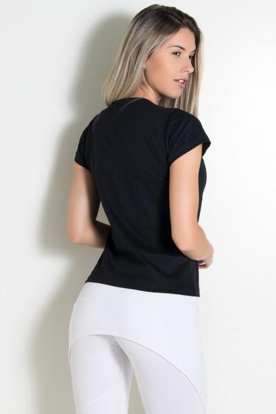 Camiseta Feminina Get Ripped   Ref: KS-F228