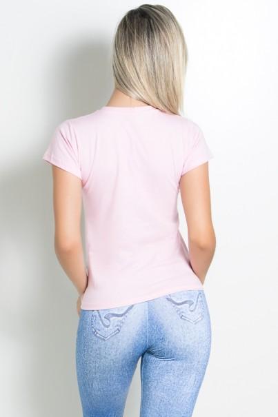 Camiseta Feminina Love Kaisan | KS-F232