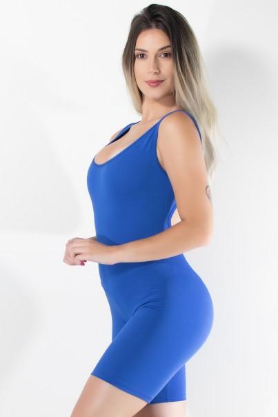 Macaquinho Jú (Azul Royal) | Ref: KS-F330-002